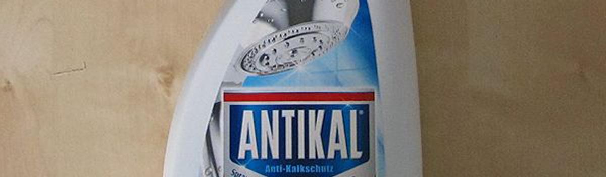 Antikal Kalkreiniger – Produkttest