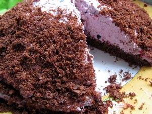 Fertige Torte