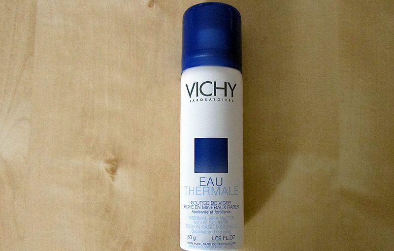Vichy Eau Thermale – Ausprobiert