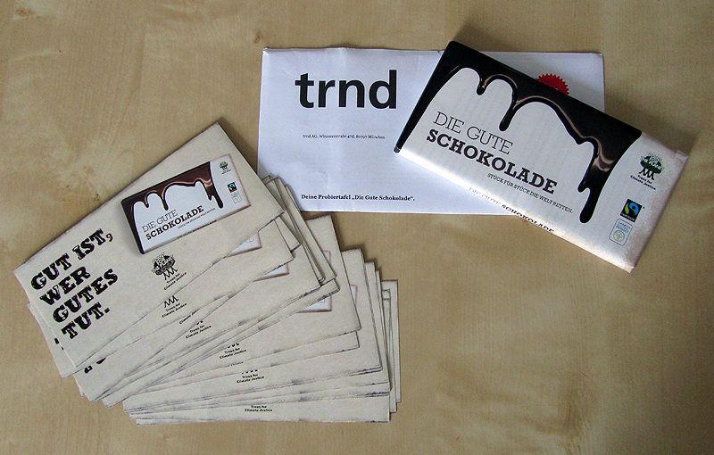 Die Gute Schokolade – Produkttest