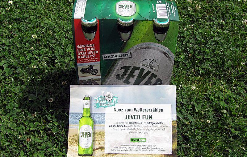 Bier Jever Fun – Produkttest