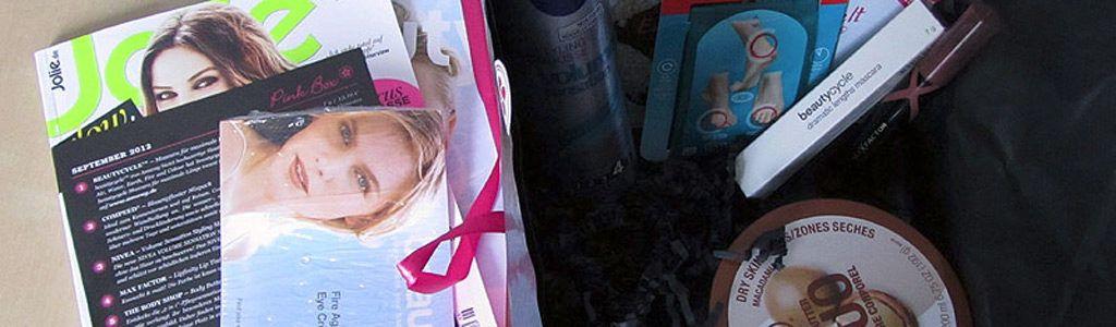 Pink Box – September 2012