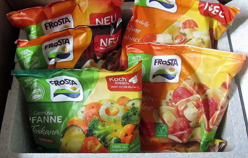 FRoSTA Veggies – Produkttest