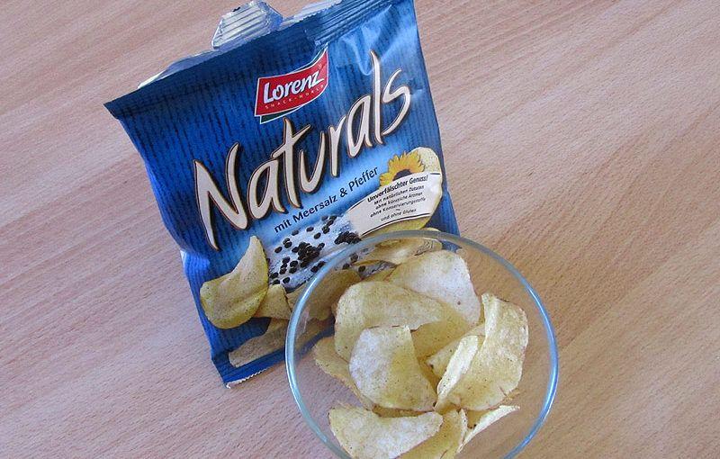 """""""Naturals mit Meersalz und Pfeffer"""" – Produkttest"""