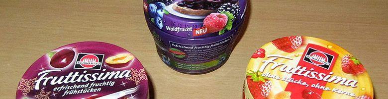 Schwartau Fruttissima – Produkttest
