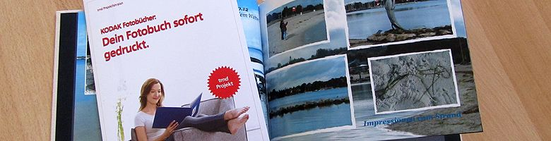 KODAK Fotobücher – Produkttest