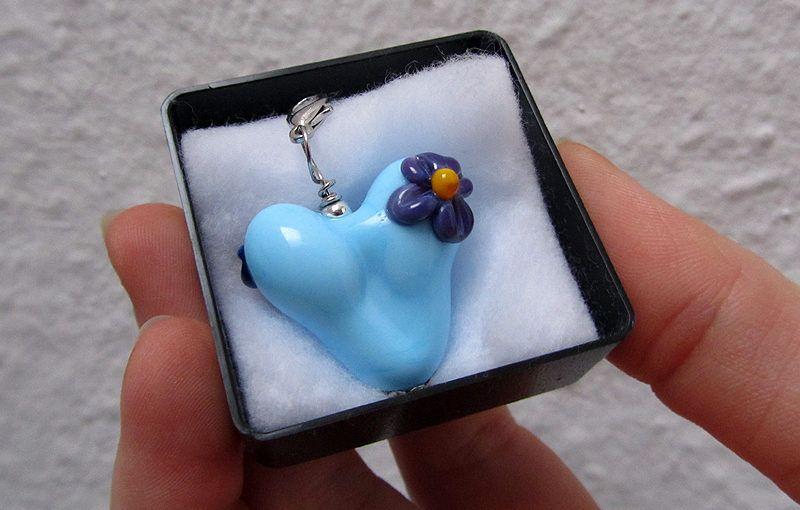 Herz Charm von animal Beads – Getestet