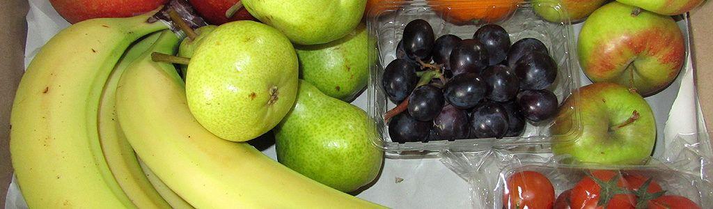 Kunterbunte Früchtekiste von Kochabo.de -Produkttest