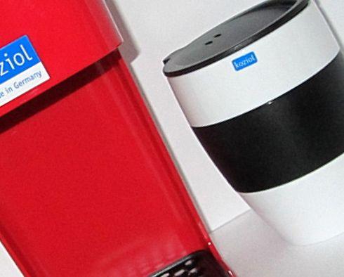 Koziol Kaffeebereiter UNPLUGGED und Thermobecher AROMA TO GO – Produkttest