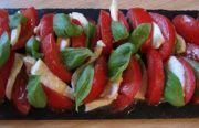 Tomate,Mozzarella