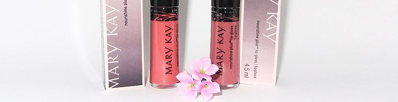 Mary Kay® NouriShine Plus™ Lip Gloss – Produkttest