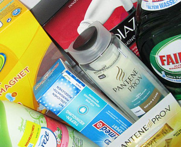 Der tägliche Unterschied mit Procter & Gamble – Produkttest