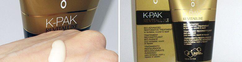 JOICO K-PAK® RevitaLuxe™- Produkttest