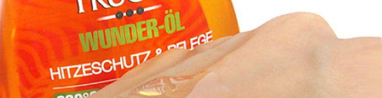 Garnier Fructis Schaden Löscher Wunder-Öl Hitzeschutz & Pflege