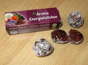 Aronia Ernergiebällchen