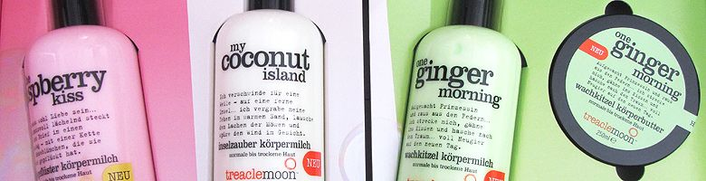 treaclemoon Produktset Körpermilch & Körperbutter – Produkttest