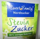 SteviaZucker Verpackung nah
