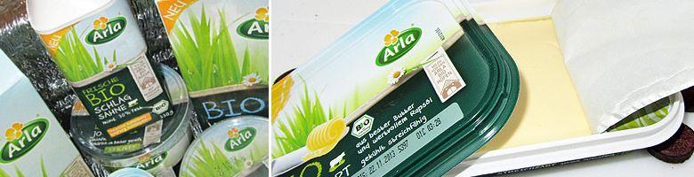 Arla BIO – Produktsortiment – Produkttest