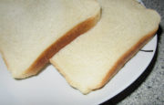 Sandwich Scheiben ungetoastet