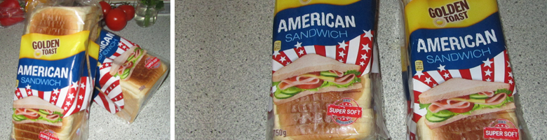 GOLDEN TOAST American Sandwich – Produkttest