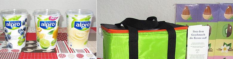 Alpro Soja – Joghurtalternativen – Produkttest