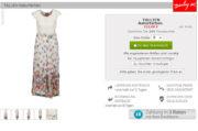Kleid Produktansicht