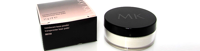 Mary Kay® Translucent Loose Powder / Produkttest
