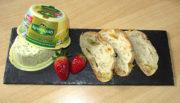 Kräuter-Butter mit Ciabatta