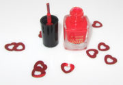 Gel Shine Lacquer Patent Poppy