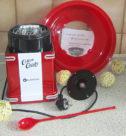 Zuckerwattenmaschine mit Zubehör