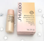 Shiseido Benefiance WrinkleResist24 Day Emulsion SPF15