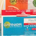 Garnier Hautklar Testpaket