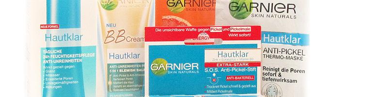 Garnier Hautklar – Die 30 Tage Hautklar Challenge