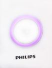 lila LED faire Luftqualität