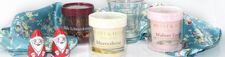 Heart and Home Votivkerzen – Geschenkewunderland