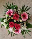 Blumenstrauß mit Galaxy Note 4