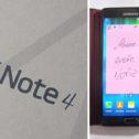 Samsung GALAXY Note 4,