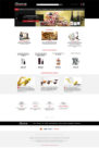 DER FEINSCHMECKER Gourmet Onlineshop, Screenshot