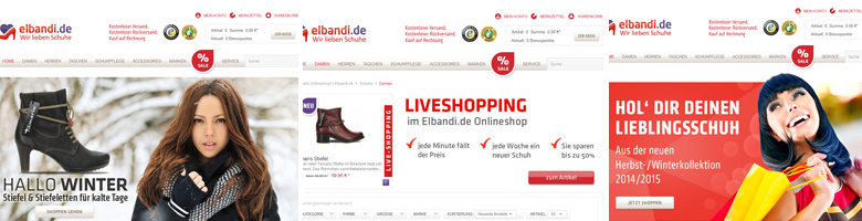 elbandi.de Schuhe online kaufen – Shopvorstellung