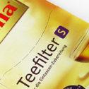 Cilia® Teefilter S