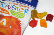 Fruchtgummi Monster