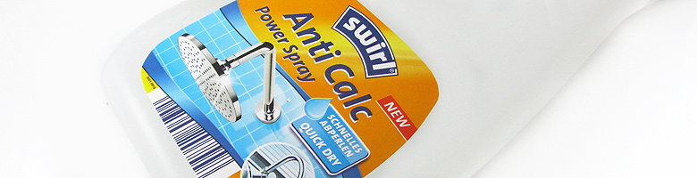 Swirl® Anti Calc Power Spray