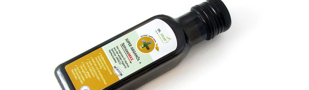 Super Arganöl+ SpinosaMAX von Dr. Jokar