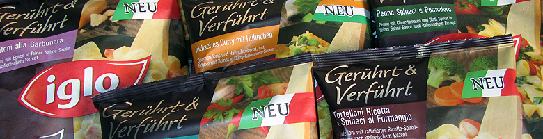 iglo Gerührt & Verführt – Pfannengerichte