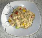 Thai Hühnchen mit Basmati-Reis
