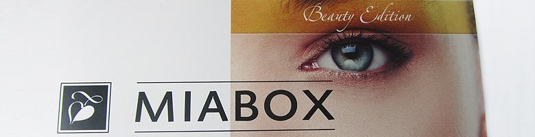 Miabox – die Überraschungsbox mit Beauty Ticket