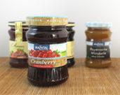 Cranberry-Konfitüre extra