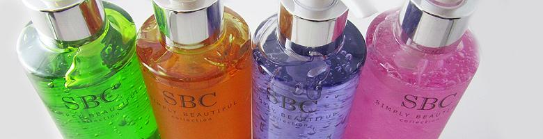 SBC Skincare Gel-Set im Test