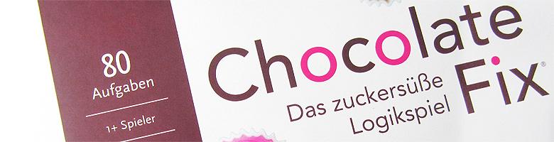 Chocolate Fix – Das zuckersüße Logikspiel von Thinkfun