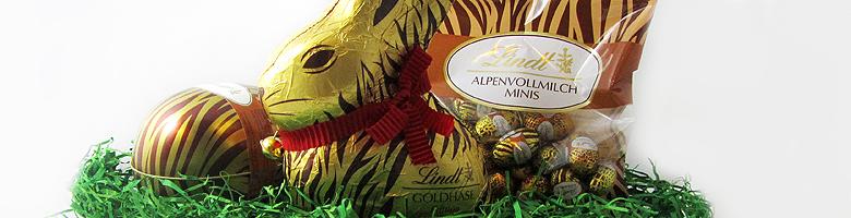 Ostern im modischen Animal Print-Look mit Lindt